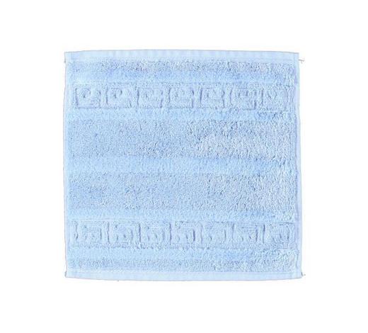 GÄSTETUCH 30/50 cm  - Hellblau, Basics, Textil (30/50cm) - Cawoe