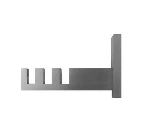TRÄGER  - Edelstahlfarben, Basics, Metall (14.9/9cm) - Homeware