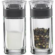 SALZ- UND PFEFFERSTREUER - Klar, Basics, Glas (8,9/9,1/4,3cm) - LEONARDO