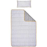 BETTENSET  135/200 cm  - Grau, Basics, Textil (135/200cm) - Sleeptex