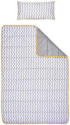 BETTENSET - Grau, Basics, Textil (135/200cm) - Sleeptex