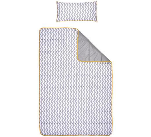BETTENSET 150/50/210/60 cm - Weiß, Basics, Textil (150/50/210/60cm) - Sleeptex