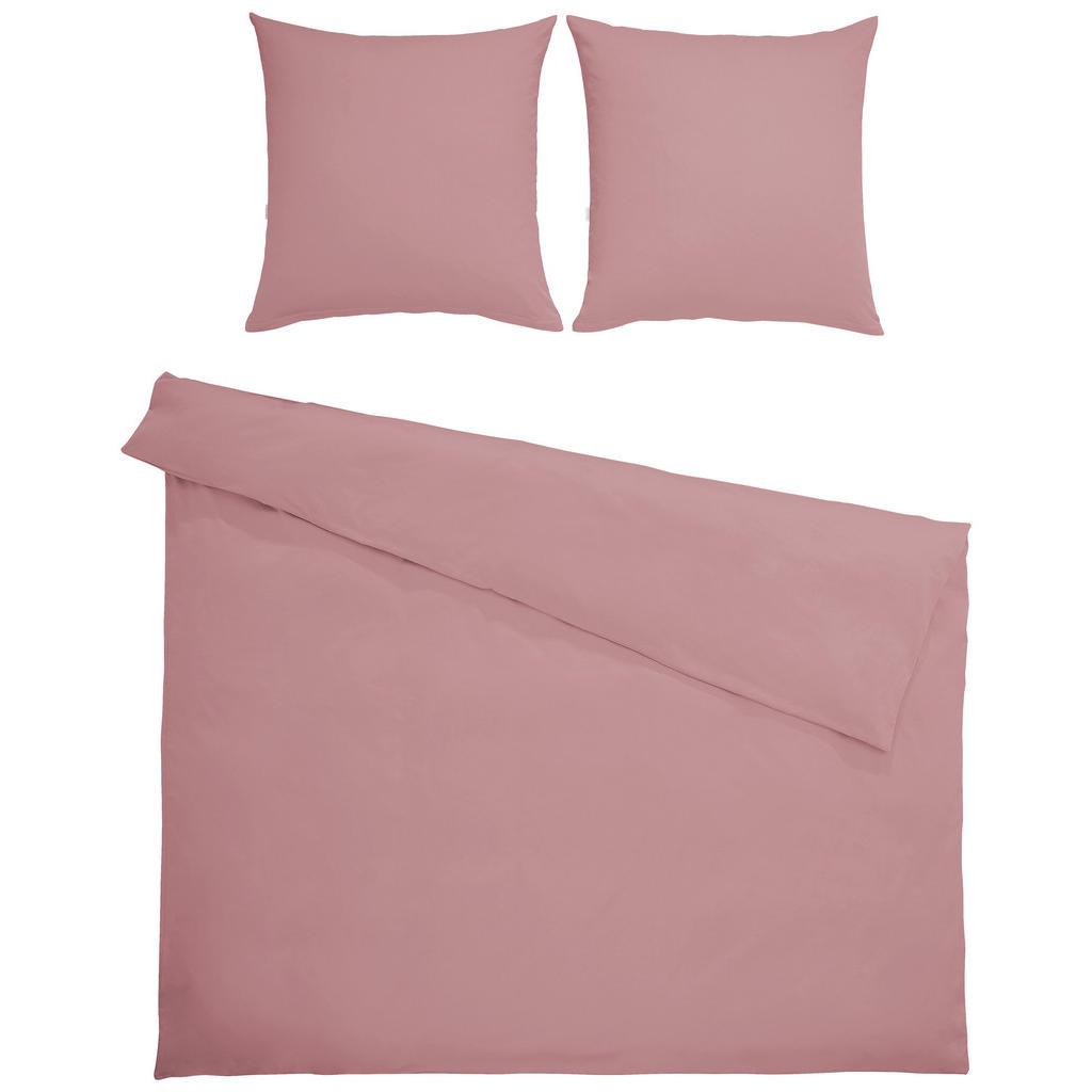Bio:Vio Bettwäsche satin pink
