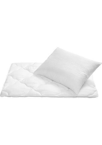 SADA LOŽNÍ, 140/200 cm - bílá, Basics, textil (140/200cm) - Sleeptex