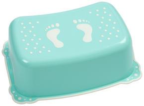 PALL - mintgrön, Trend, plast (42,5/28,5/14,5cm) - My Baby Lou
