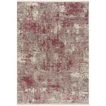 WEBTEPPICH  80/150 cm  Creme, Pink   - Pink/Creme, Design, Textil (80/150cm) - Novel