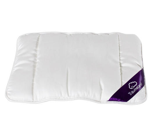 BABYKISSEN 40/60 cm  - Weiß, Basics, Textil (40/60cm) - Träumeland