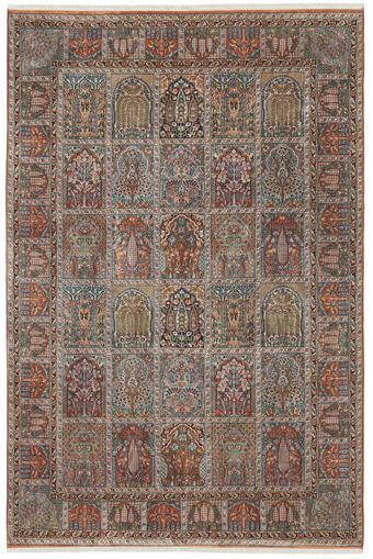 KOBEREC ORIENTÁLNÍ - Multicolor, Lifestyle, další přírodní materiály (60/90cm) - ESPOSA