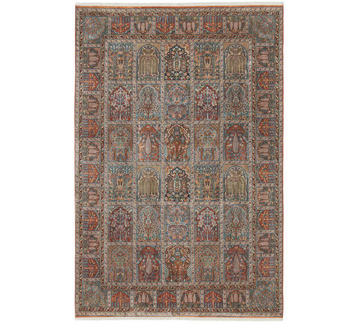 ORIENTTEPPICH 210/300 cm  - Multicolor, LIFESTYLE, Naturmaterialien (210/300cm) - Esposa