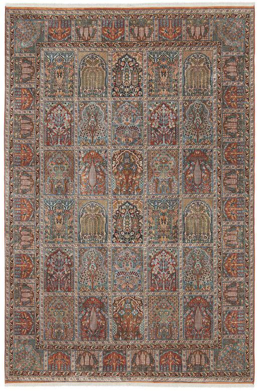 ORIENTTEPPICH 60/90/ cm - Multicolor, LIFESTYLE, Weitere Naturmaterialien (60/90/cm) - Esposa