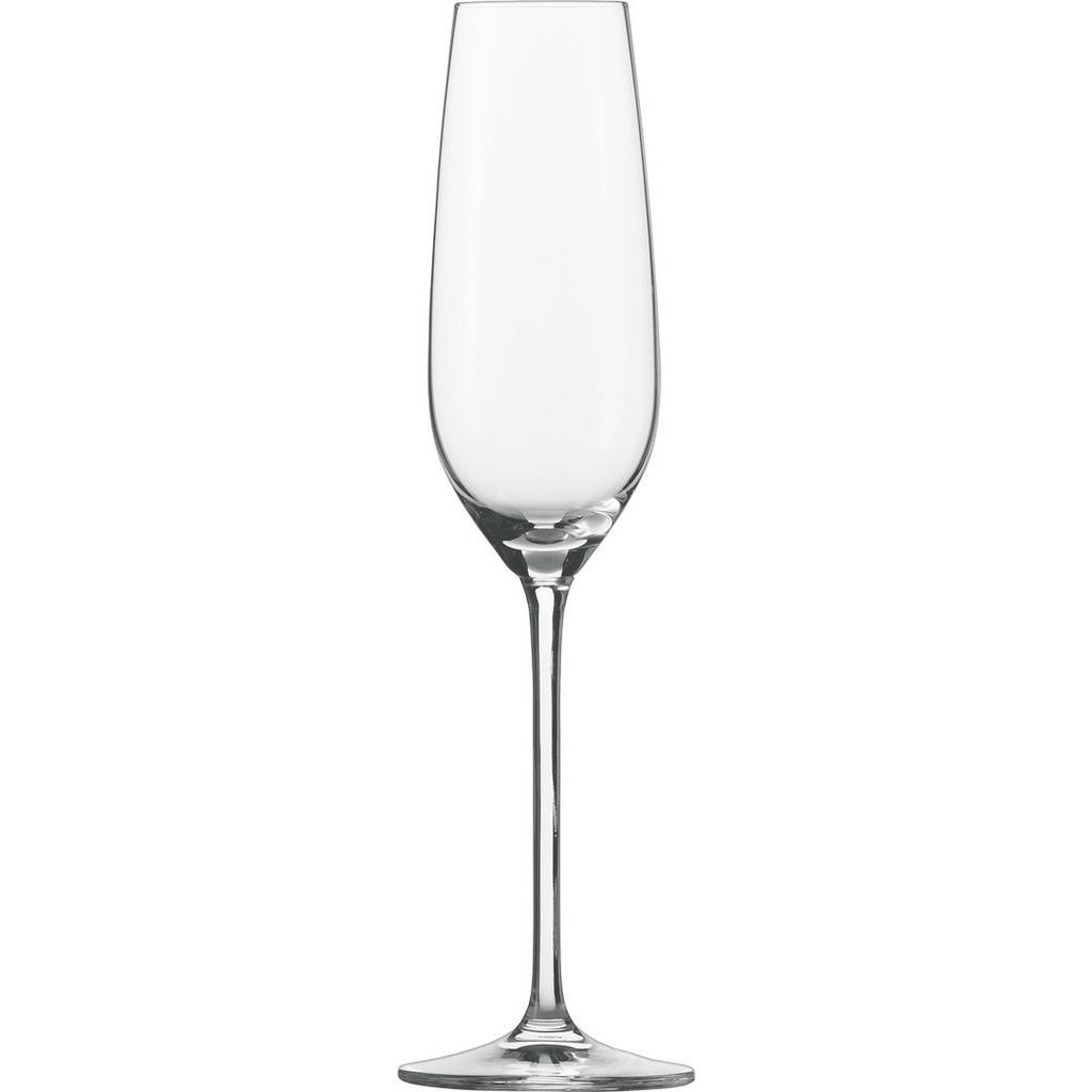 Image of Schott Zwiesel Sektglas , 112494 , Klar , Glas , 240 ml , glänzend, klar, Hochglanz , 005808007605