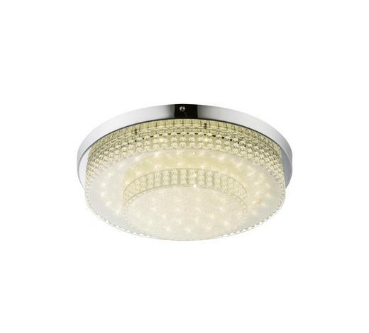 LED-DECKENLEUCHTE   - KONVENTIONELL, Glas/Kunststoff (38/9cm)