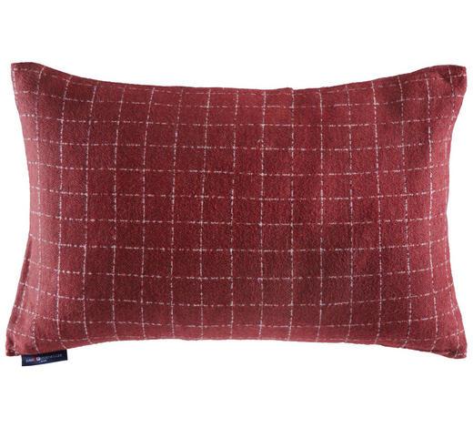 ZIERKISSEN 40/60 cm - Rot, KONVENTIONELL, Textil (40/60cm) - David Fussenegger
