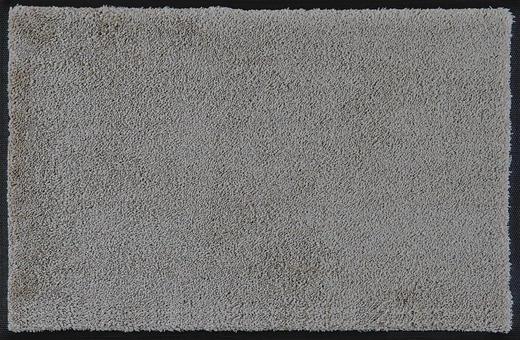 FUßMATTE 120/180 cm Uni Hellgrau - Hellgrau, Basics, Kunststoff/Textil (120/180cm) - Esposa