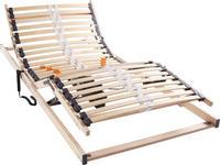 LATTENROST 100/200 cm  - Birkefarben, Basics, Holz (100/200cm) - Hom`in