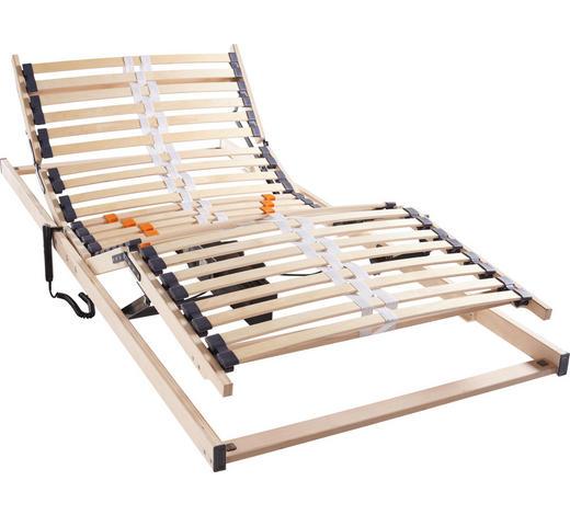 LATTENROST 120/200 cm - Birkefarben, Basics, Holz (120/200cm) - Hom`in