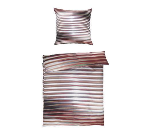 BETTWÄSCHE Satin Multicolor  - Multicolor, Basics, Textil (155/220cm) - Novel