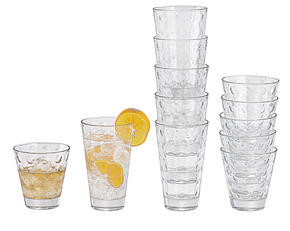 GLASSET - transparent, Design, glas - Leonardo