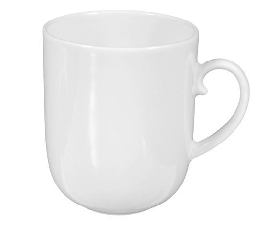 VELIKA ŠALICA ZA KAVU - bijela, Konvencionalno, keramika (0,25l) - SELTMANN WEIDEN