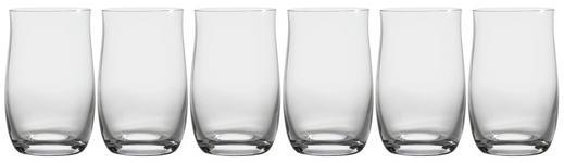 GLÄSERSET 6-teilig  - Klar, Basics, Glas (0,25l) - Homeware