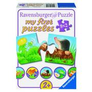 PUZZLE - Multicolor, Basics (16/23cm) - Ravensburger