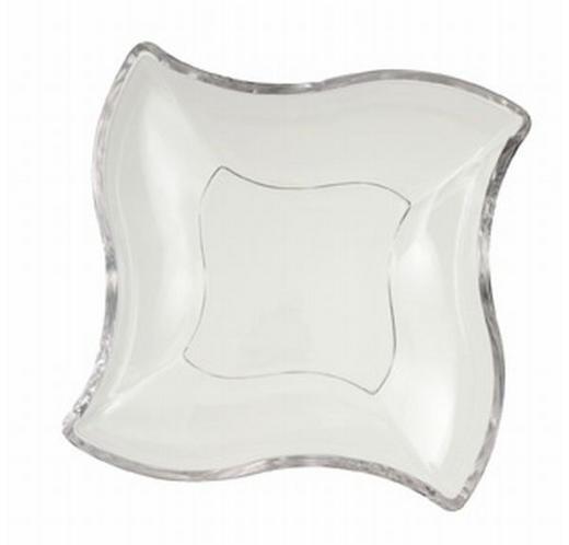 DESSERTTELLER - Klar, Basics, Glas (17/17cm) - Villeroy & Boch