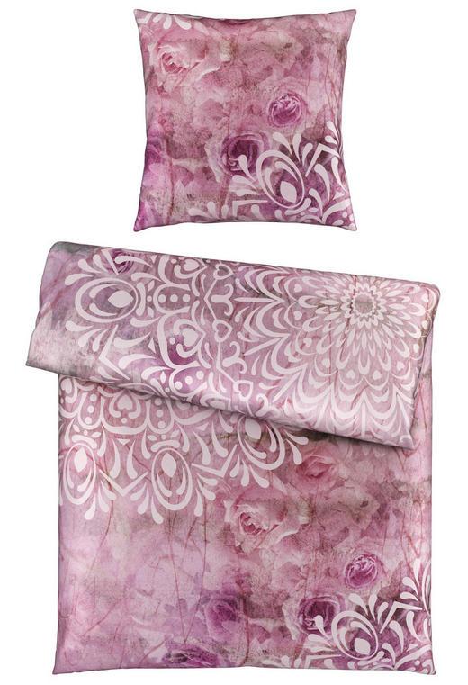BETTWÄSCHE Satin Rosa 135/200 cm - Rosa, Design, Textil (135/200cm) - Esposa