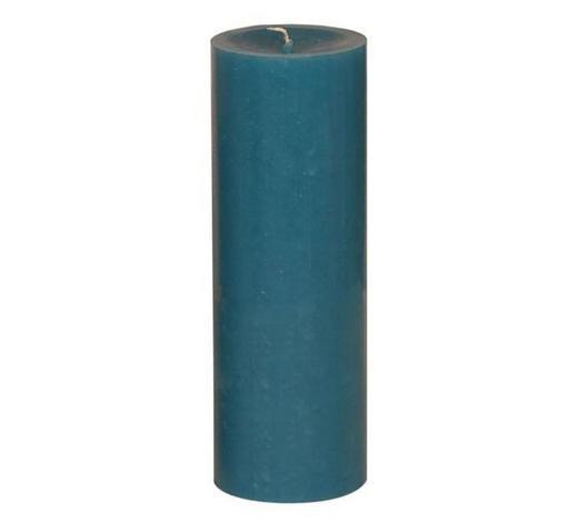 STUMPENKERZE 6,8/20 cm - Petrol, Basics (6,8/20cm) - Steinhart
