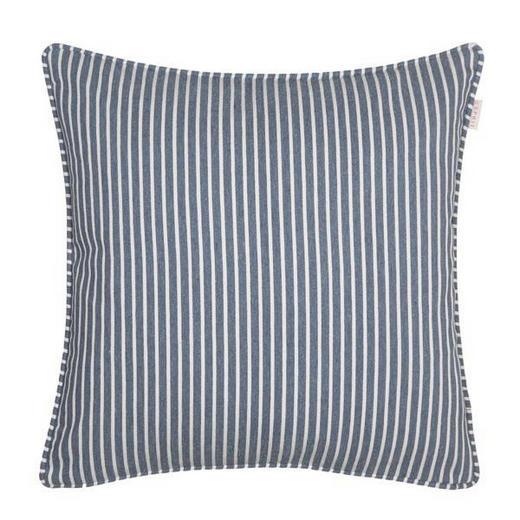 KISSENHÜLLE Blau 45/45 cm - Blau, Textil (45/45cm) - Esprit