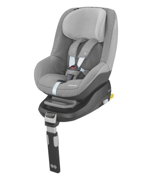 Kinderautositz Pearl - Schwarz/Grau, Basics, Kunststoff/Textil (47,5/64/69,5cm) - Maxi-Cosi