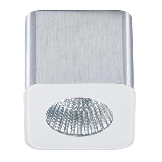 LED-DECKENLEUCHTE - LIFESTYLE, Metall (6,5/6,5/5,5cm)