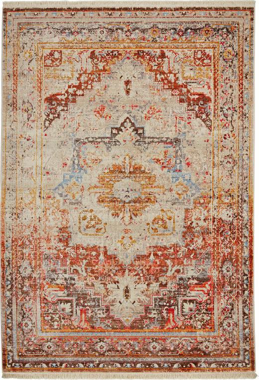 VINTAGE-TEPPICH - Beige, LIFESTYLE, Textil (133/185cm) - Esposa