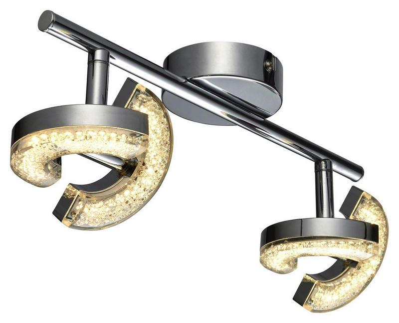 LED-SPOT - Design, metall/plast (12/14cm) - Novel