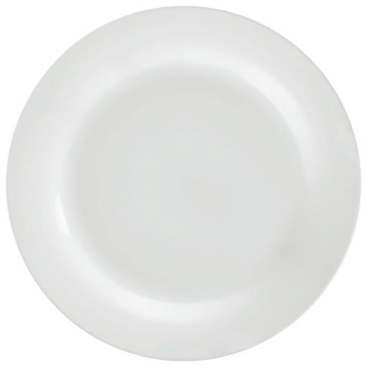 MATTALLRIK - vit, Basics, keramik (27,5cm) - BOXXX