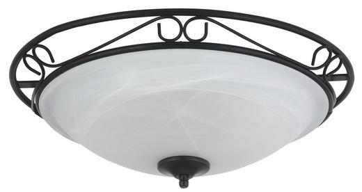 STROPNA SVETILKA ATHEN, 3723 - Trendi, kovina/steklo (50cm)