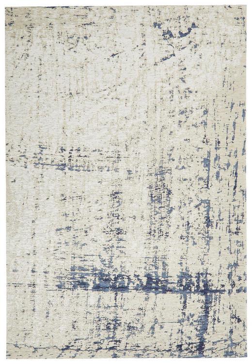 FLACHWEBETEPPICH  155/230 cm  Blau - Blau, Basics, Textil (155/230cm) - Novel