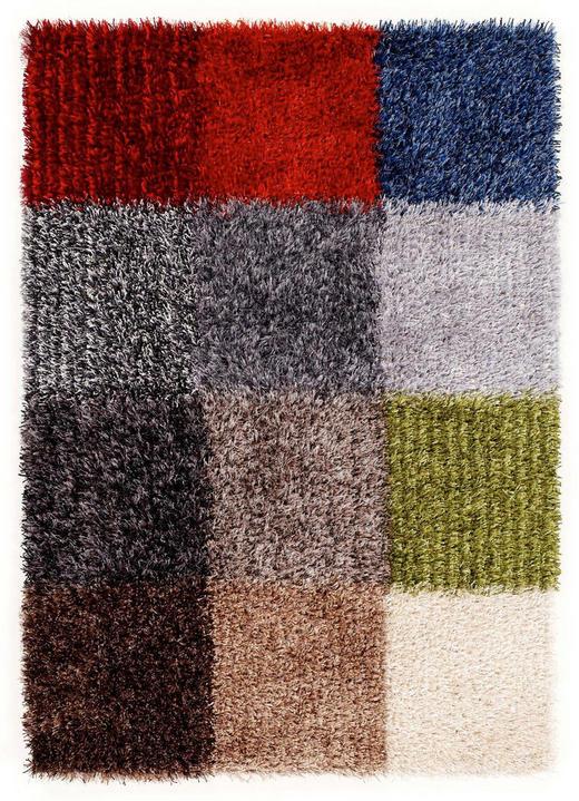 WEBTEPPICH   Multicolor - Multicolor, Basics, Textil (80/150cm) - Novel