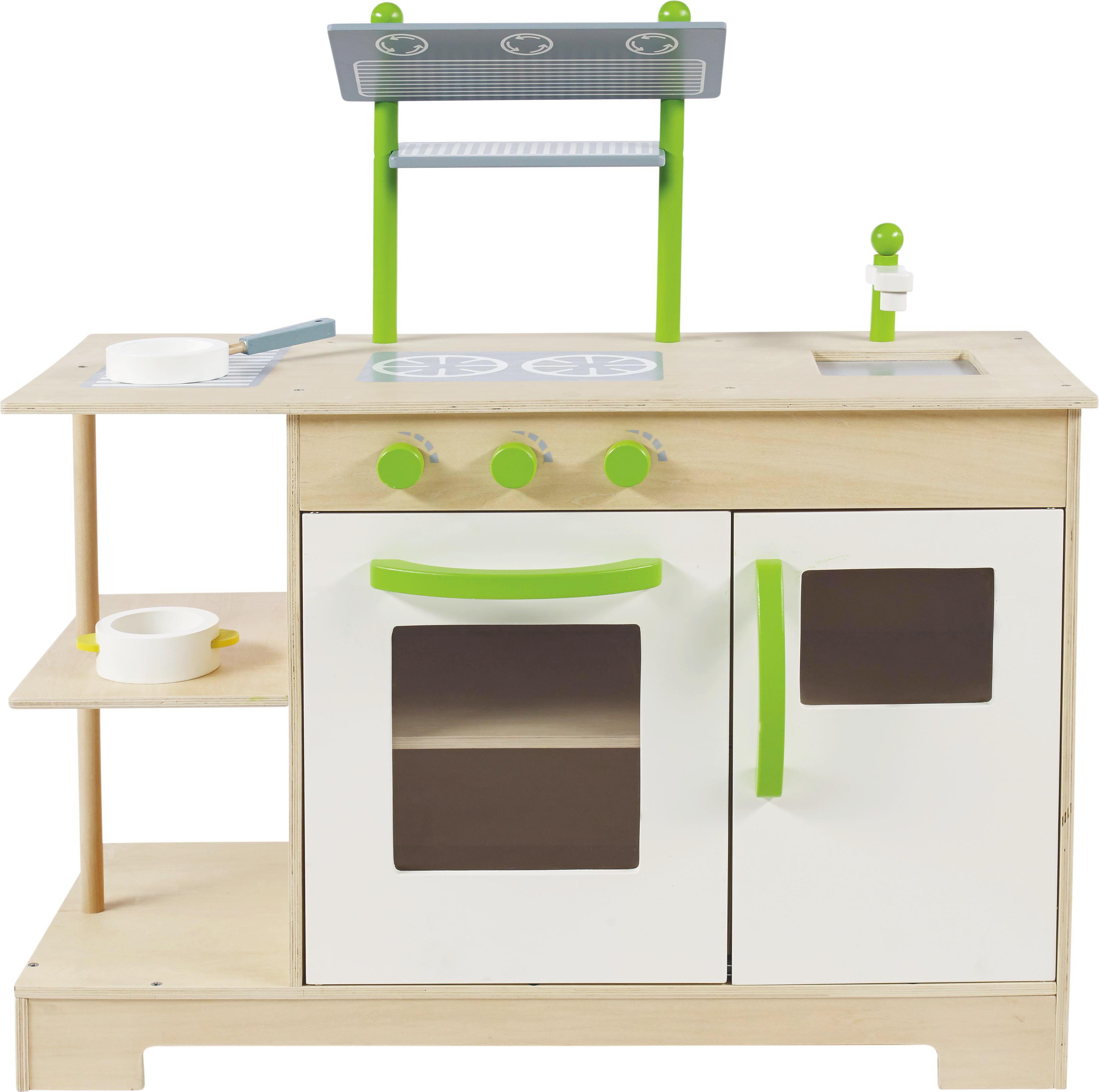 Roba Spielkche Excellent Glckskfer Spielkche Mit Aufsatz Holz