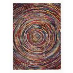 WEBTEPPICH Sixteen round  - Multicolor, Trend, Textil (80/150cm) - Novel