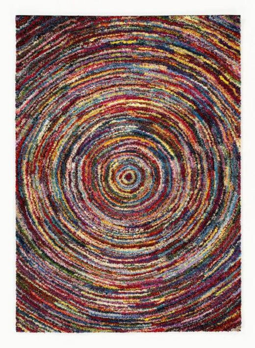 WEBTEPPICH - Multicolor, Trend, Textil (120/170cm) - Novel