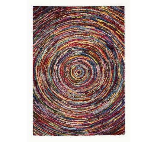 WEBTEPPICH - Multicolor, Trend, Textil (140/200cm) - Novel