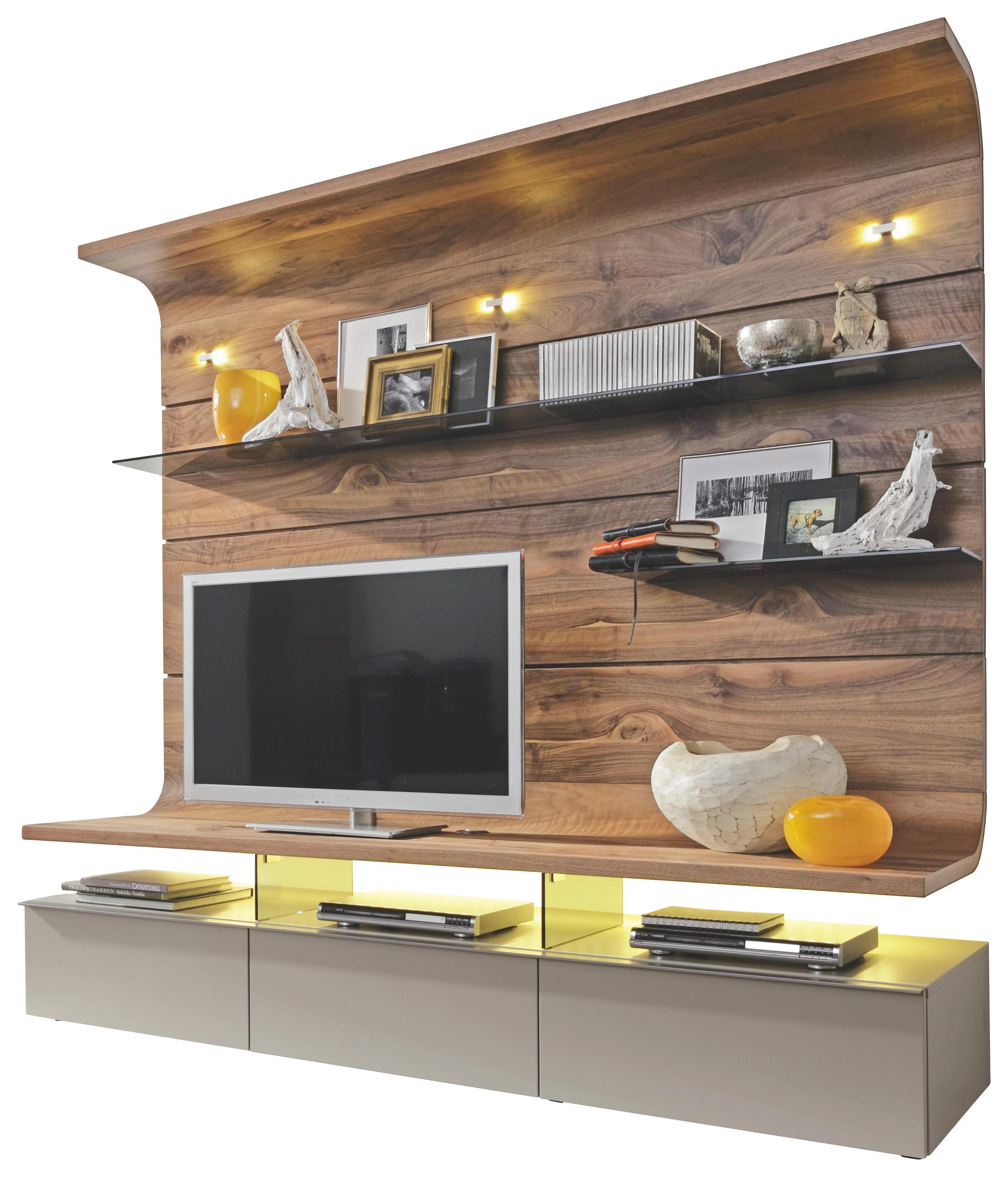 Affordable Elegant Wohnwand In Eichefarben Grau Design Glasholz With  Wohnwand Eiche Grau With Wohnwand Holzoptik With Wohnwand Eiche Grau