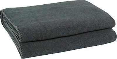 WOHNDECKE 160/200 cm Anthrazit - Anthrazit, Textil (160/200cm) - ZOEPPRITZ