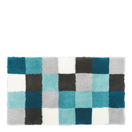 BADTEPPICH  Multicolor  60/105 cm - Multicolor, Basics, Kunststoff/Textil (60/105cm) - Kleine Wolke