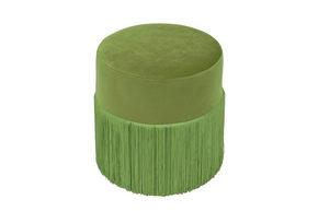 PALL - ljusgrön/svart, Trend, träbaserade material/textil (36/38cm) - Ambia Home