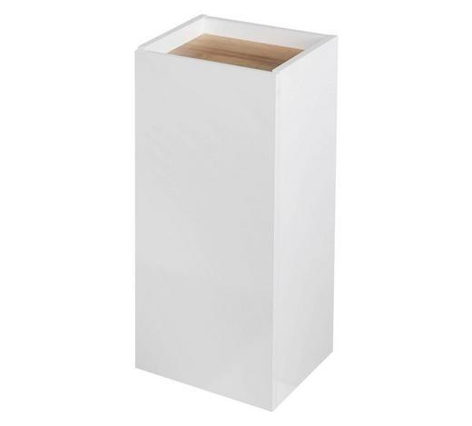 UNTERSCHRANK Weiß  - Eichefarben/Weiß, KONVENTIONELL, Holzwerkstoff (30/70/33cm) - Xora