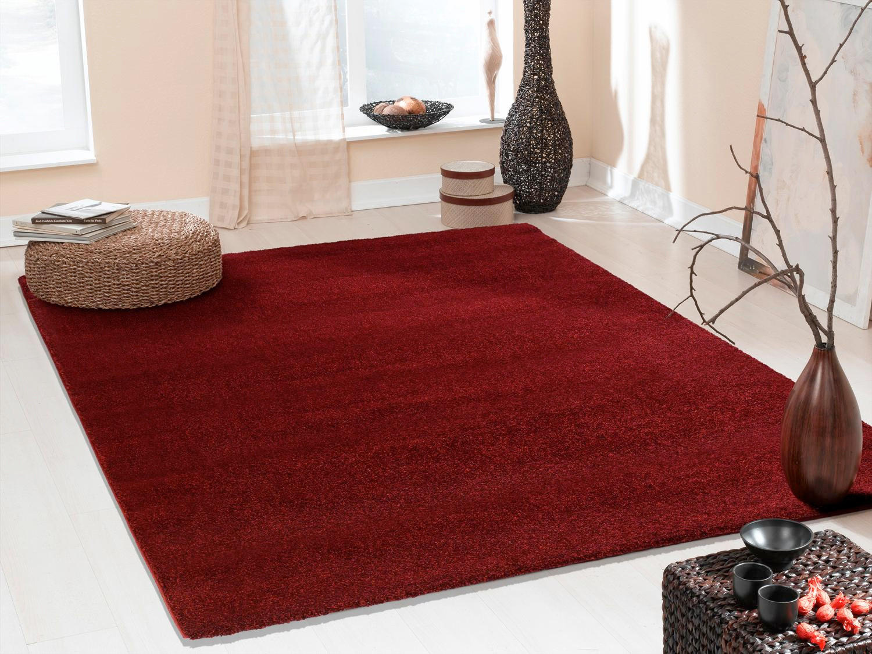 WEBTEPPICH  Kastanienfarben  80/150 cm - Kastanienfarben, Textil (80/150cm) - NOVEL