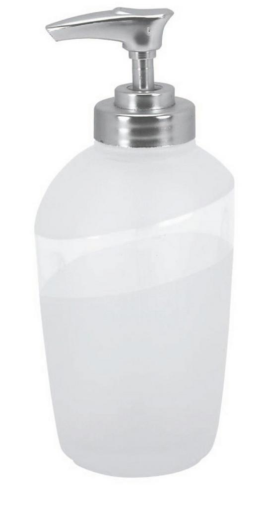 SEIFENSPENDER - Weiß, LIFESTYLE, Glas (7/16cm) - SPIRELLA