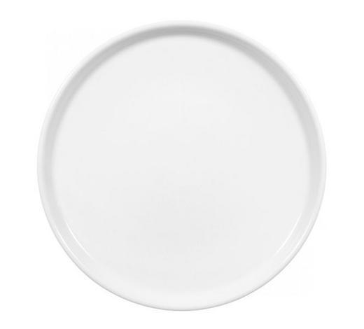TALÍŘ NA PIZZU, porcelán - bílá, Basics, keramika (30cm) - Seltmann Weiden