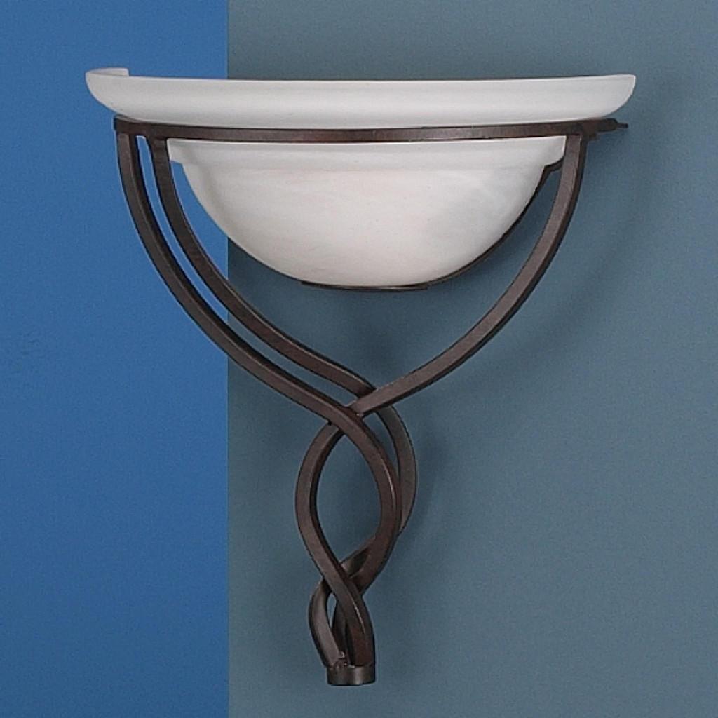 Wandlampe im antiken Design